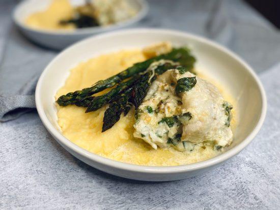 Seafood Rollatini