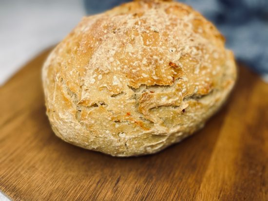 Spicy Fennel Bread